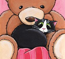 Big Ted by Lisa Marie Robinson