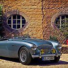 Austin Healey 100 M BN 2 1956 by Uwe Rothuysen