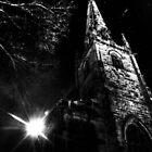 St alkmunds church,Shrewsbury,UK by dan williams