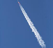 Delta IV Heavy NROL-49 Successful Launch by Joseph Dowdy