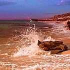 """Sundown Splash"" by Heather Thorning"