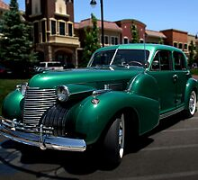 1940 Cadillac Fleetwood Sedan by TeeMack