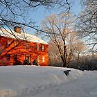 Winter in New England by smalletphotos