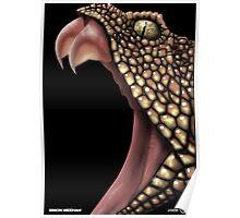 Viper - Fanged Danger Poster