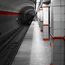 Red Line by FlintFoto