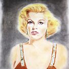 Another  view Of my Norma Jean In Minerals_View Large by David M Scott