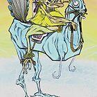 Rider on the storm by obi haldane