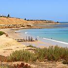 Port Willunga, South Australia by Gail Mew