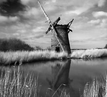 Brograve Mill by Gerry  Balding