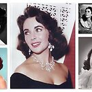 Screen Icons ~ Elizabeth Taylor ~ A Homage by ©The Creative  Minds