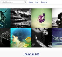 21 January 2011 by The RedBubble Homepage