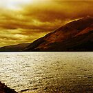 Loch Ness, Scotland, UK by buttonpresser