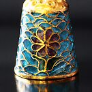 filigree thimble by RosiLorz