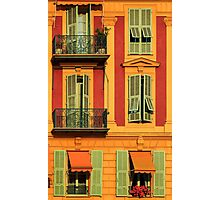 French Windows #2 Photographic Print