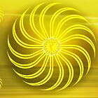 Solar Plexus ~ Yellow ~ Manipura ~ Male by Julia Harwood