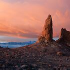 Trona Pinnacles by Cecil Whitt