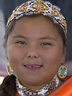 Smile - The New Generation  #6 Native American Culture Lives On by WesternArt