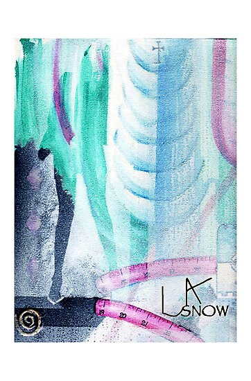 LA Snow's 'Red tape' by Art 4 ME