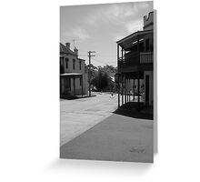 Midday In Rozelle Greeting Card