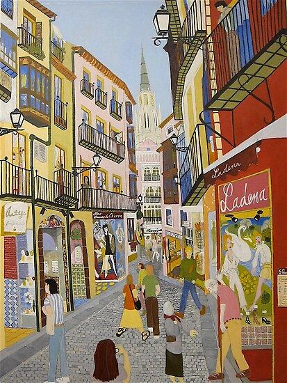 Toledo, Spain by Jeffrey DeVore