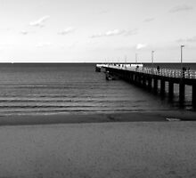Baltic Sea - Bridge by OLIVER W Now!