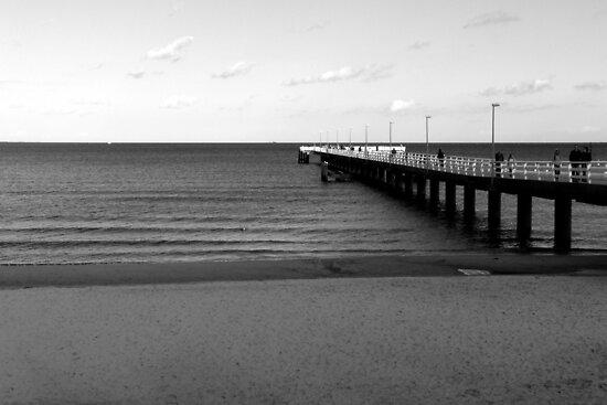 Baltic Sea - Bridge by OLIVER W