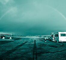 Outback Rainbow by Tim Luczak
