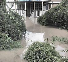 Brisbane floods 2011 by Photobooth