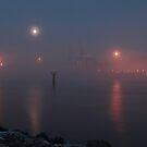 pink fog by imagegrabber