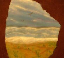 Painted Slate ! by Jan Siemucha