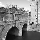 Pulteney Bridge  by Irina Chuckowree