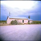 church, rt.66 - holga by iannarinoimages