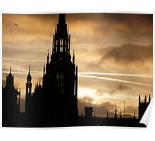 Ever Changing Parliament Skies.... Poster