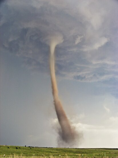 Tornado in Parker by Chris Harlan