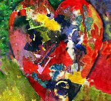 Happy Valentine's Day by Josie Duff