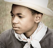 Young Cowboy Blues by Denice Breaux