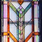 Stained Glass card by DAdeSimone