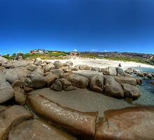 Bettys Beach, WA by BigAndRed