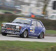 Nev Cole/Brad Cole - Talbot Sunbeam - K&R Mitsubishi Stages 2011 by MSport-Images