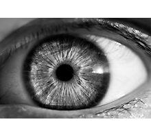 Eye contact Photographic Print