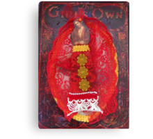girl's own 2, 2011 Canvas Print