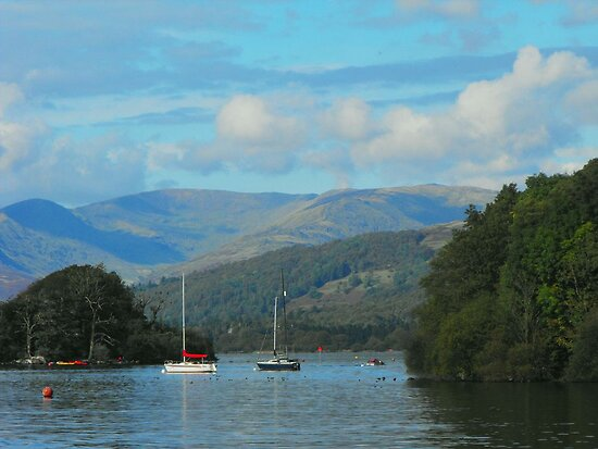 Tranquility on Windermere by trish725