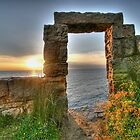 Doorway to Wonderment by Bluesoul Photography