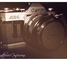 Old School - Canon AE-1  by Ashfaq
