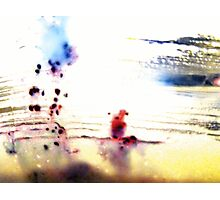 01-23-11  Muffin Abstract Photographic Print