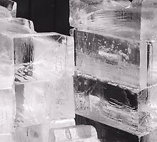 Blocking the Ice by Christi Mueller