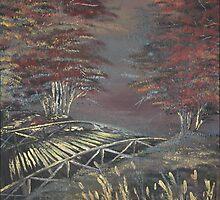 Happy Fall by Dawn  Hawkins
