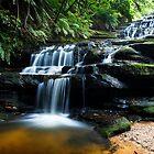 Leura Cascades by John Dekker