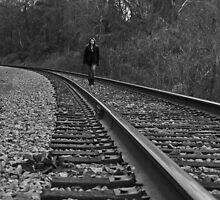 On the Right Track by BrianDawson