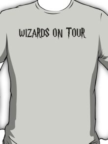 WIZARDS ON TOUR T-Shirt